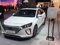 Hyundai Ioniq restylée : nouveautés cachées - Vidéo en direct du salon de Francfort