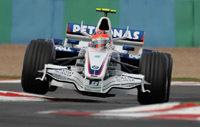 GP d'Italie : L'écurie BMW Sauber une nouvelle fois à sa place