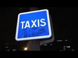 Social: manif des taxis lundi