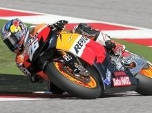 Moto GP - Aragon: Et de quatre pour Dani Pedrosa