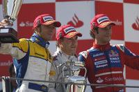 GP2 Monza Course 2: Glock en patron