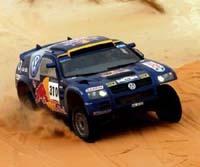 Volkswagen participera au Dakar 2007