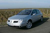 Essai - Nouvelle Renault Vel Satis :   le confort en ligne de conduite