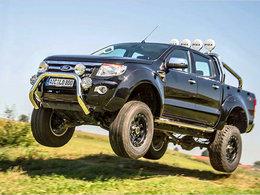 Des Ford Ranger pour l'armée