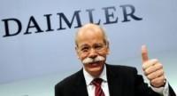 Crise: Perte de 1,95 milliards pour Daimler au 4ème trimetre 2008 !