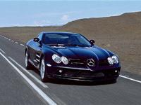 La 1000ième Mercedes SLR vient d'être construite