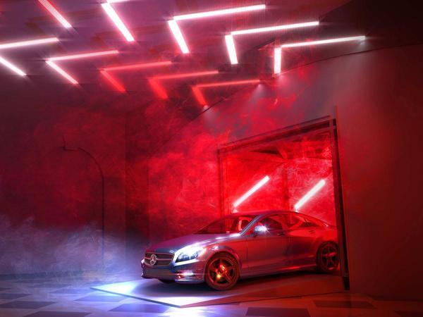 Voici la future Mercedes CLA 45 AMG!