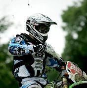 Championnat de France d'enduro à Villebret, Pichon abandonne