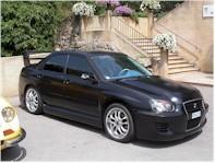 Subaru Impreza WRX Zimand