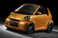 Salon de Francfort : Smart ForTwo Cabriolet Ultimate 112 by Brabus