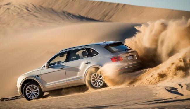 """Audi : le projet """"Artemis"""" va accoucher d'un SUV électrique chez Bentley"""