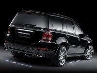Salon de Francfort : Mercedes Classe GL Widestar by Brabus