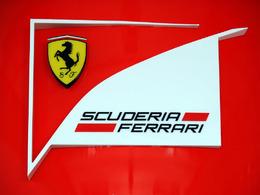 La Scuderia Ferrari dévoile son nouveau logo