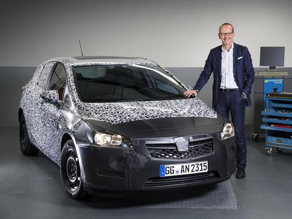 Opel confirme la nouvelle Astra pour Francfort