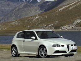 La p'tite sportive du lundi: Alfa Romeo 147 GTA.