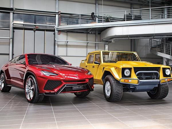 L'Italie prête à faire des efforts pour que le Lamborghini Urus y soit assemblé