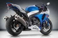 Rizoma : Accessoires pour la Suzuki GSX-R 1000 '09