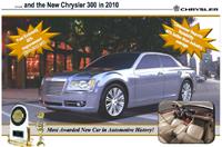 Les futures Chrysler 300C et Jeep Grand Cherokee pointent le bout du nez