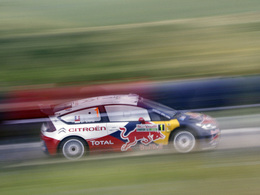 "WRC Bulgarie Jour 1 : Loeb en ""tarmac master"""