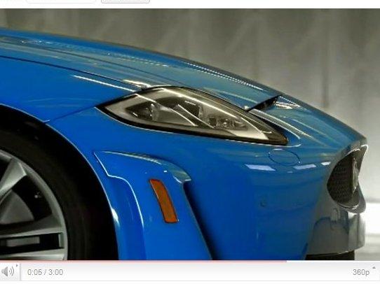 [vidéo] La Jaguar XK-RS rugit à Portimao
