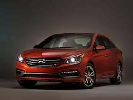 Hyundai célèbre les 30 ans de la berline Sonata