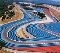 Les motos feront leur retour sur le circuit du Castelet en 2012.