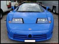 La photo du jour : Bugatti EB110