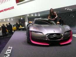 La Citroën Survolt veut électriser Le Mans Classic