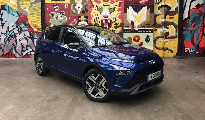 Essai vidéo - Hyundai Bayon (2021) : le SUV d'accès chez Hyundai