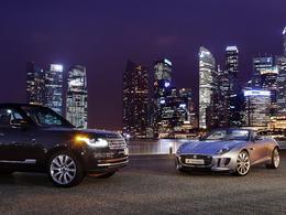 Jaguar Land Rover signe une année 2013 record