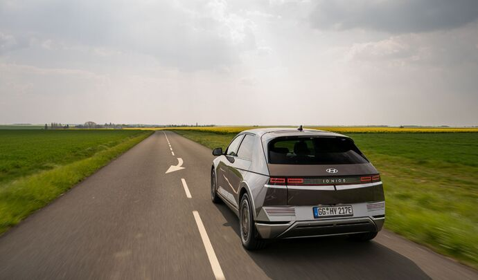 Hyundai Ioniq 5 (2021) : à partir de 43 600 €