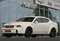 Salon de Francfort : Dodge Avenger Starster by StarTech