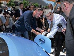 Autos électriques au Portugal : la 1ère borne de recharge mise en service à Lisbonne