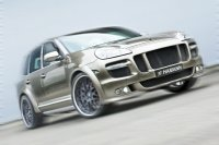 Salon de Francfort : Porsche Cayenne Cyclone by Hamann