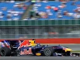 GP de Silverstone: Les Red Bull survolent les qualifs, Vettel en pole !