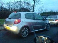 Renault Clio III RS : elle arrive !