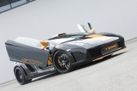 Salon de Francfort : Lamborghini Gallardo Victory by Hamann
