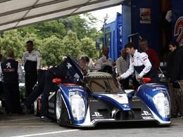 (Minuit chicanes) Le Mans 2011 - Peugeot a-t-il caché son jeu?