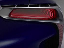 Lexus LF-LC Concept 2 : premier teaser avant le salon de Sydney