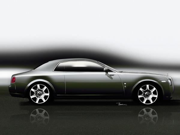 Rolls-Royce : deux nouvelles Ghost en préparation