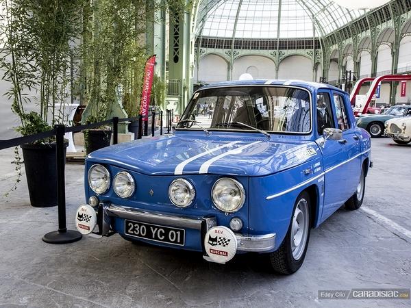 Photos du jour : Renault 8 Gordini (Tour Auto)