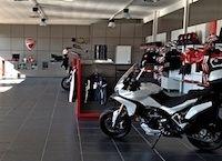 Ouverture d'un Ducati Store à Marseille
