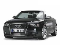 Audi RS4 Cabriolet à Genève