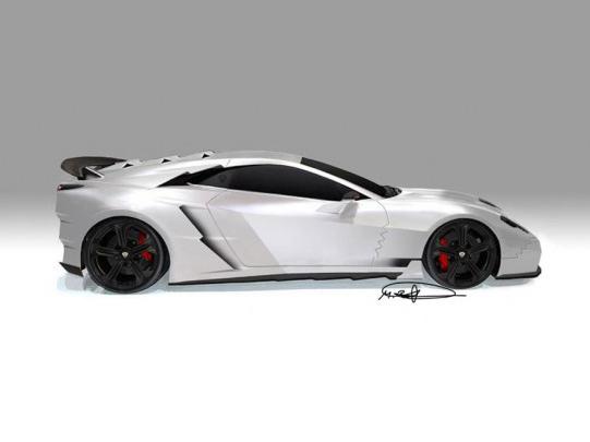 Moteur Wankel : la Predator GT sera quadrirotor