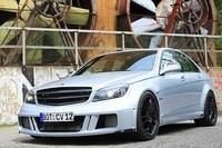 Mercedes Classe C Brabus Bullit 720cv : de nouvelles photos