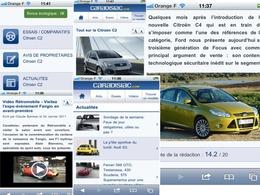 Retrouvez maintenant la version mobile de Caradisiac sur votre téléphone portable