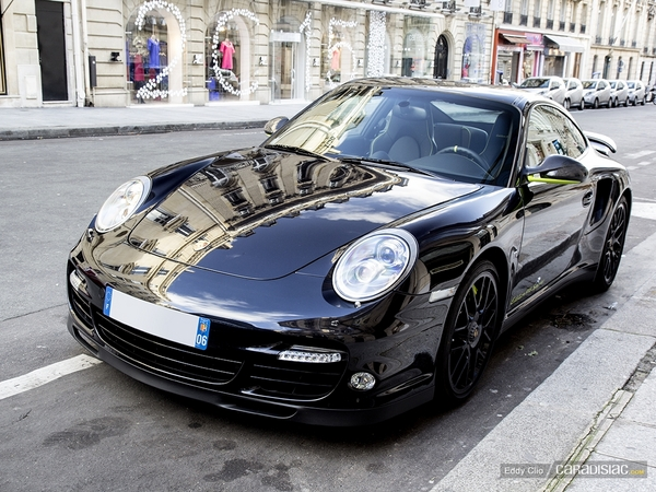 Photos du jour : Porsche 911 991 Turbo S 918 Spyder Edition