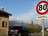 80 km/h : Sécurité routière vs. sénateurs, rapport contre rapport !