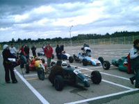 Un nouveau trophée pour les anciennes Formule Ford