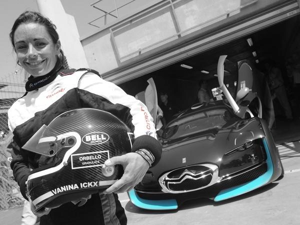 La Citroën Survolt a roulé au Mans!